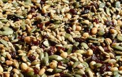 Kozinaki or Nuts and honey bar,Georgian traditional holiday food Royalty Free Stock Photography