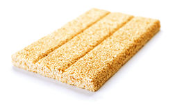 Kozinaki sesame Stock Photo