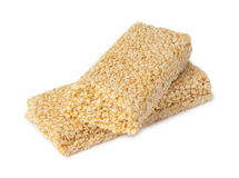 Kozinaki of sesame Royalty Free Stock Photos