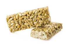 Kozinaki with sunflower seeds Stock Photography