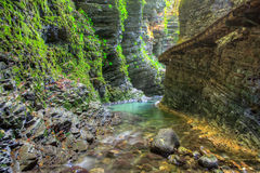 Kozjak creek Royalty Free Stock Photos