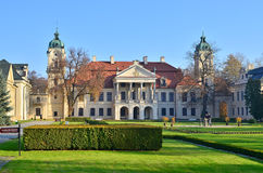 Kozlowka palace Stock Photos