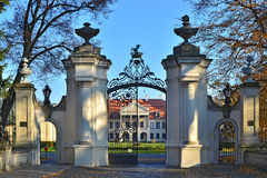 Kozlowka palace Royalty Free Stock Image