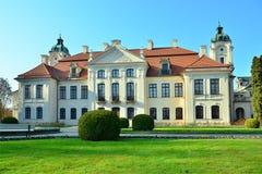 Kozlowka palace Stock Images