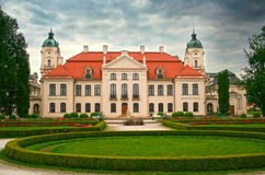 The Kozlowka Palace Stock Images