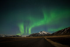 KP2 in Iceland Royalty Free Stock Photos