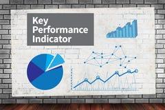 KPI acronym (Key Performance Indicator) Stock Photos