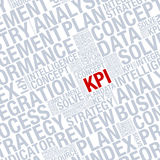 KPI info Stock Images