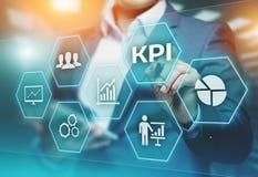 KPI Key Performance Indicator Business Internet Technology Concept Stock Photography