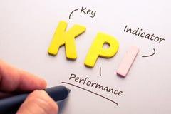 KPI Royalty Free Stock Photos