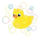 kąpielowy kaczątko Zdjęcie Royalty Free