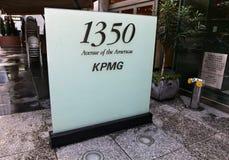 KPMG Stockbilder