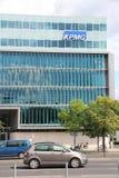 KPMG en Europa Fotografía de archivo libre de regalías