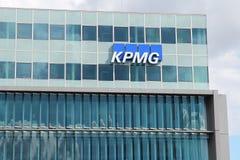 KPMG que audita a la compañía Imagenes de archivo