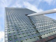 KPN塔在鹿特丹 库存照片