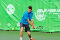 KPN曼谷开放ATP挑战者游览2016年 库存照片