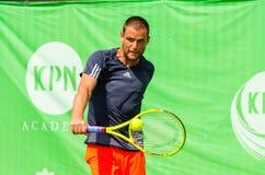 KPN曼谷开放ATP挑战者游览2016年 图库摄影