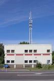 KPN-de bouw in Hoogeveen Royalty-vrije Stock Afbeeldingen