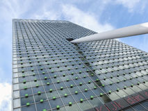 KPN Tower in Rotterdam Stock Photos
