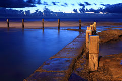 Kpool Roc океана Стоковое фото RF