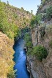 Köprülü canyon Royalty Free Stock Images