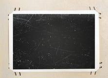 Kpugloe schwarzes Loch auf einem schönen gekopierten Hintergrund Lizenzfreie Stockbilder
