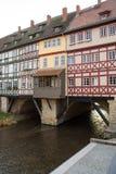 Krämerbrücke Erfurt Stock Photography