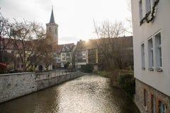 Krämerbrücke Erfurt Royalty Free Stock Photography