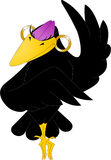 krähe Lizenzfreies Stockfoto