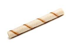 kräm- crispy stick royaltyfri foto