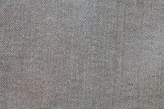 Kräm- jeanstextur Arkivbilder