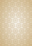 Krämig färg för ren mjuk abstrakt bakgrund Royaltyfri Bild