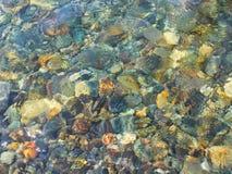 Kräuselung auf dem Wasser lizenzfreie stockfotos