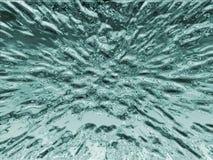 Kräuselung auf dem Wasser Lizenzfreies Stockfoto