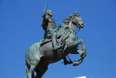 król Hiszpanii Filipa iv fotografia stock