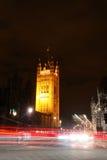 królestwa London wierza zlany Victoria zdjęcia royalty free