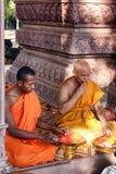 Królestwo Kambodża Angkor Wat Obraz Royalty Free