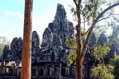 Królestwo Kambodża Angkor Wat Zdjęcia Royalty Free