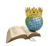 Królestwo nasz władyka obraz royalty free