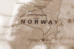 Królestwo Norway obrazy stock