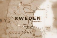 Królestwo Szwecja fotografia royalty free