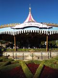 Królewiątka Arthur Carrousel przy Disneyland Fotografia Royalty Free