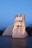 królewiątka luther oknówki pomnika wschód słońca Fotografia Stock