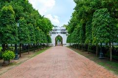 Królewiątka Narai pałac fotografia royalty free