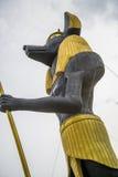 Królewiątka Tut eksponata zjednoczenia stacja Kansas City Missouri fotografia royalty free