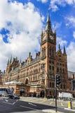 Królewiątko krzyża St Pancras Zdjęcie Stock