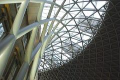 Królewiątko krzyża stacja, Londyn Zdjęcie Royalty Free