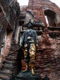 Królewiątko Narai Wielki pałac, Lopburi, Tajlandia Fotografia Stock