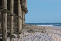 Królewiątko plaża w światła słonecznego wybrzeżu, Queensland obraz stock