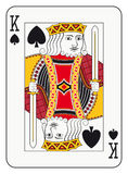 Królewiątko rydle Obrazy Stock